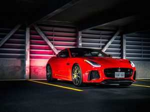 67 The Jaguar Svr 2019 Spesification