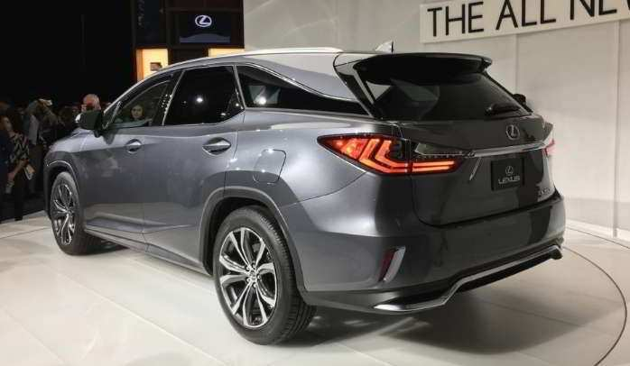 67 The Pictures Of 2020 Lexus Rx 350 Configurations