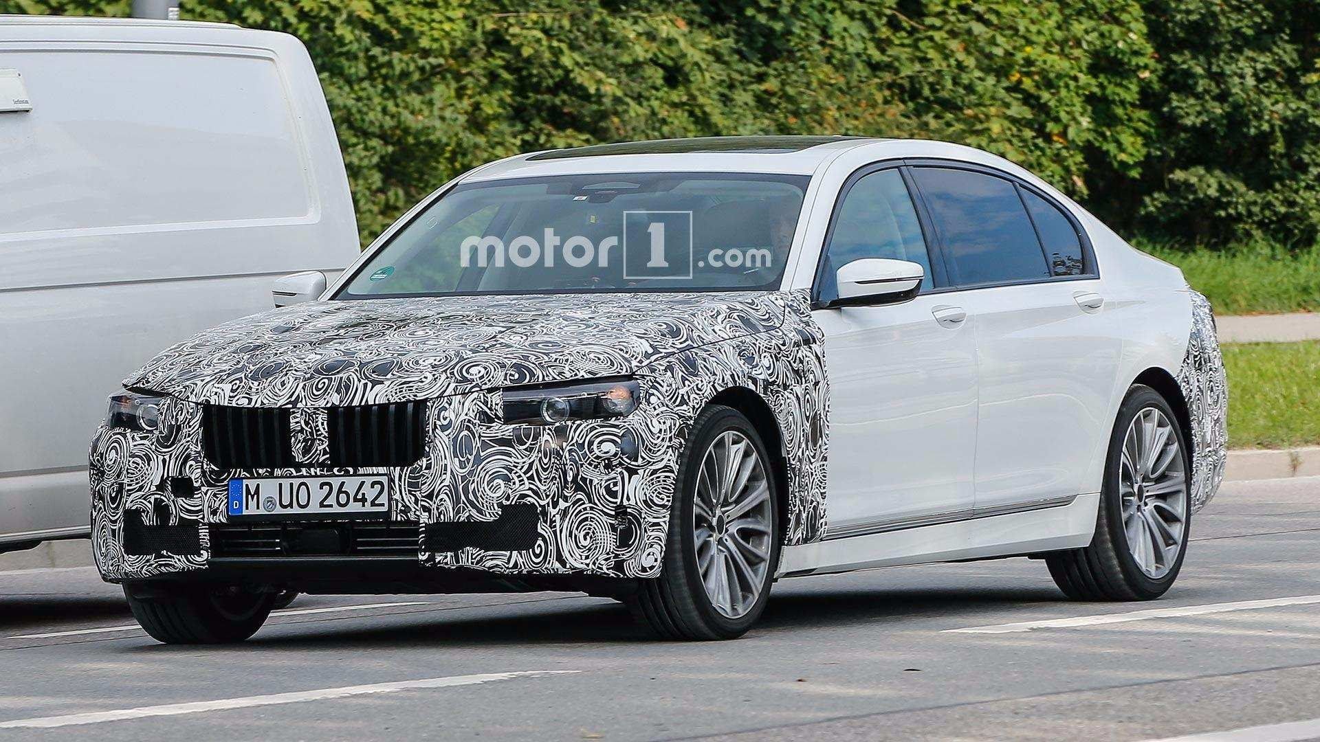 68 A 2019 Bmw 7 Series Changes Release Date