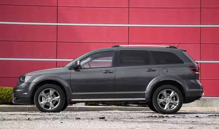 68 A 2019 Dodge Journey Redesign Pictures