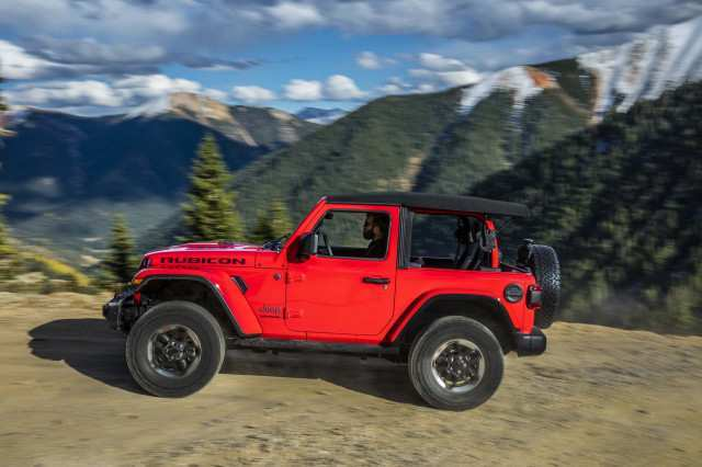 68 A 2019 Jeep Manual Transmission Research New
