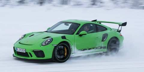 68 A 2019 Porsche Gt3 Rs New Model And Performance