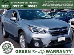 68 A 2019 Subaru Outback Next Generation Picture