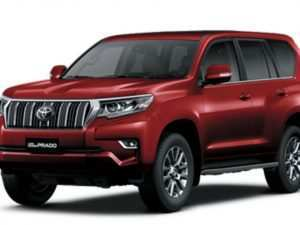 68 A 2019 Toyota Prado Redesign and Concept