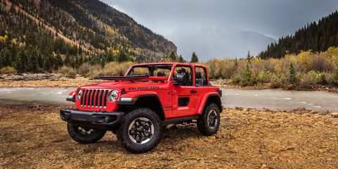 68 A 2019 Vs 2020 Jeep Wrangler First Drive