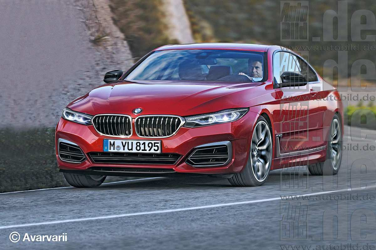 68 A 2020 Bmw 4 Series Gran Coupe Pictures