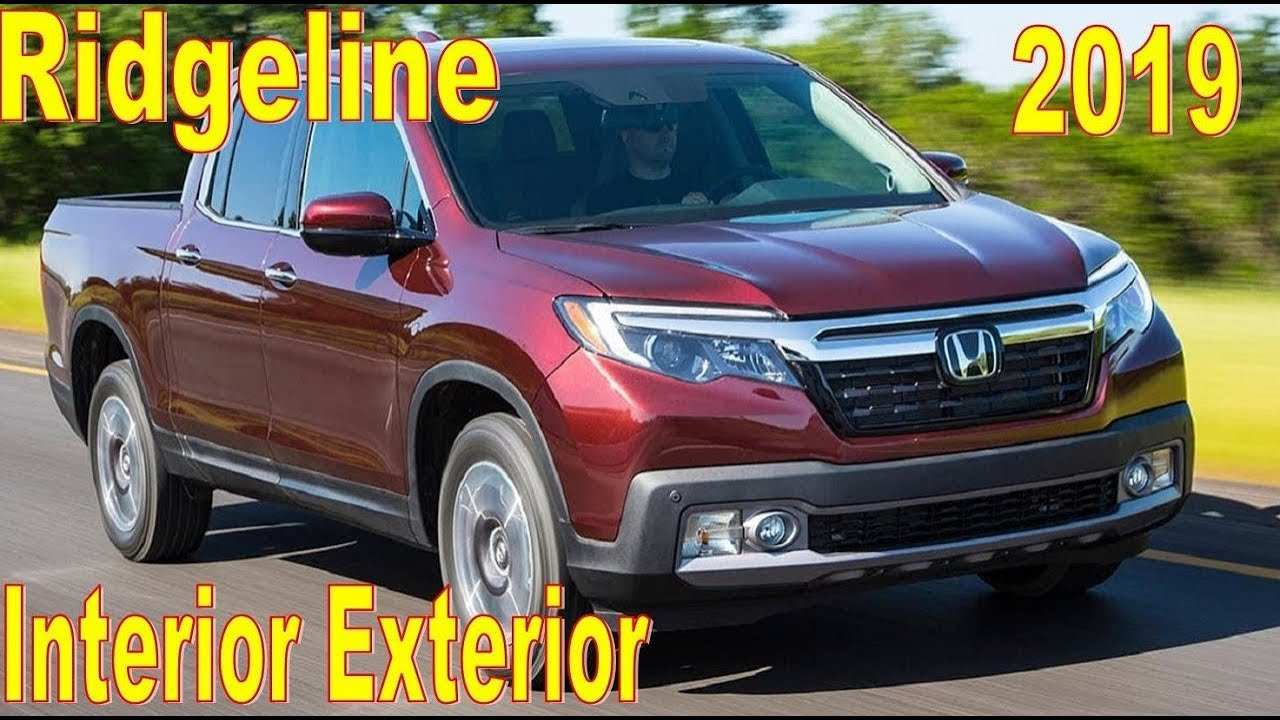 68 A 2020 Honda Ridgeline Youtube New Model And Performance