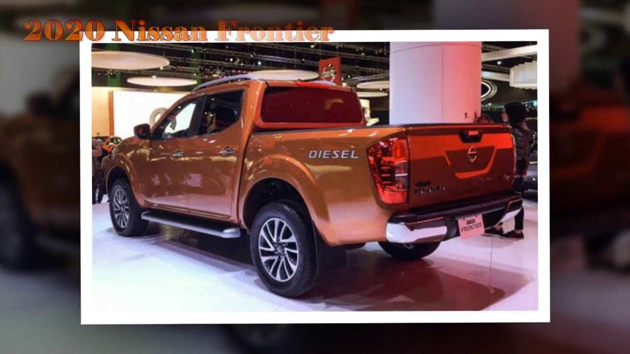 68 A 2020 Nissan Frontier Youtube Redesign And Concept