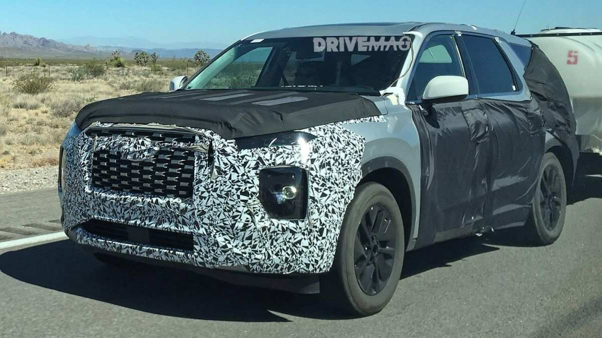 68 A Hyundai Full Size Suv 2020 Overview