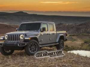 68 A Pictures Of The 2020 Jeep Gladiator Rumors