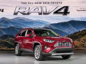 68 A Toyota 2019 New Performance and New Engine