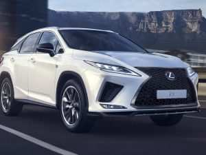 68 A When Will The 2020 Lexus Rx Come Out Style