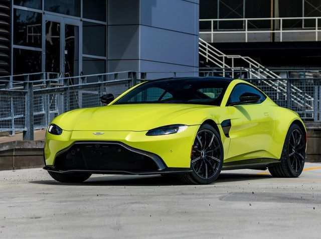 68 All New 2019 Aston Martin Vanquish S Exterior and Interior