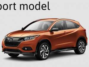 68 All New 2019 Honda Hrv Changes Spesification