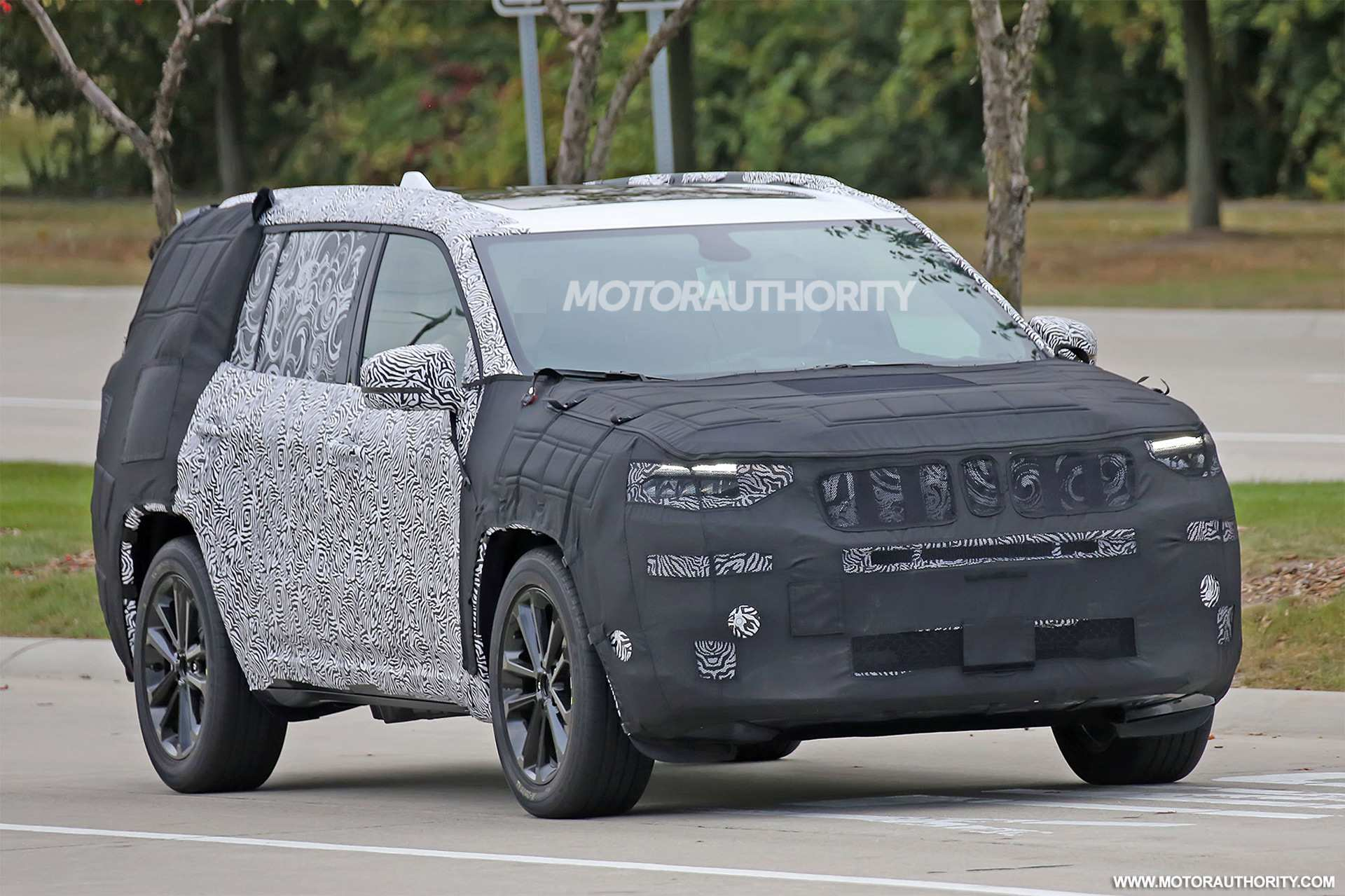 68 All New 2019 Jeep 3Rd Row Pictures