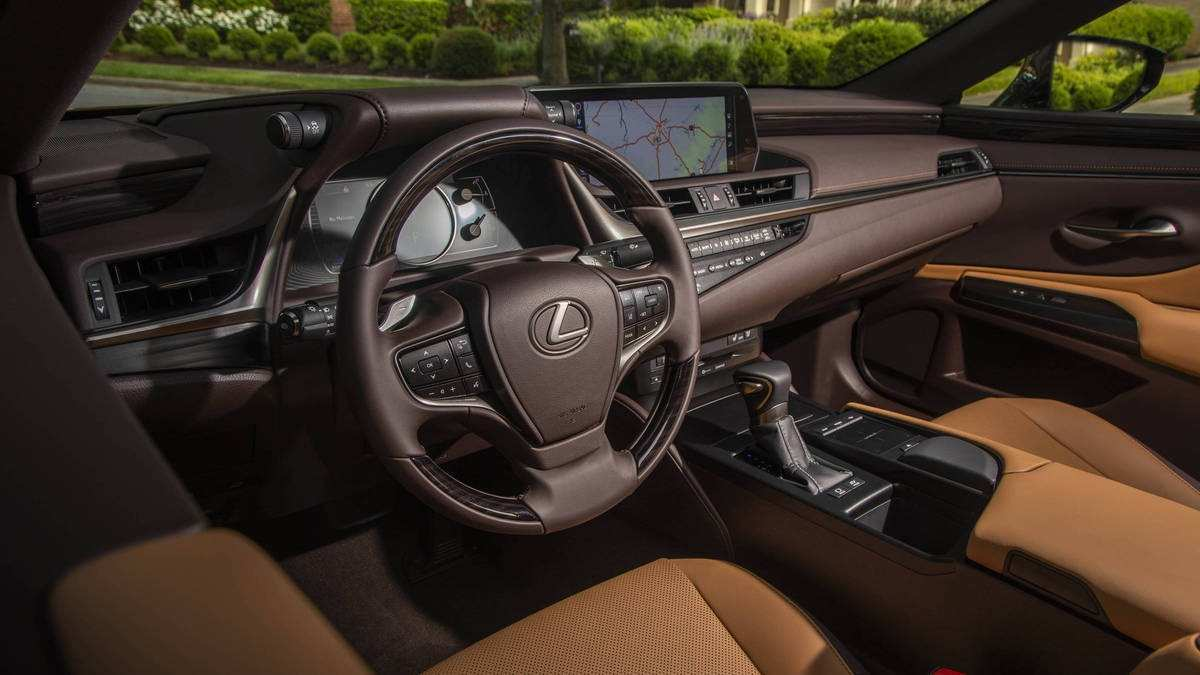 68 All New 2019 Lexus Es 350 Interior Redesign And Review