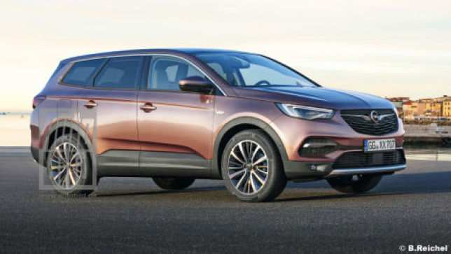 68 All New 2019 Opel Suv Model