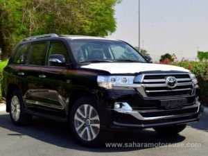 68 All New 2019 Toyota Land Cruiser 200 Price Design and Review