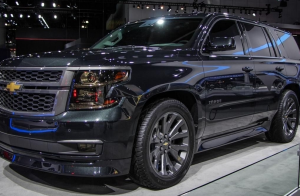 68 All New 2020 Chevrolet Tahoe Redesign Release Date