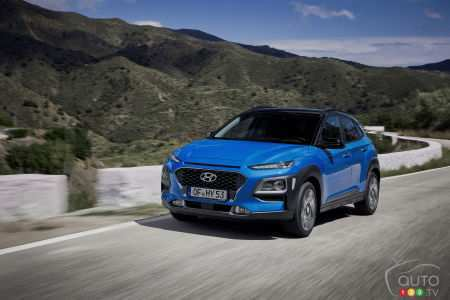 68 All New 2020 Hyundai Kona Hybrid Interior