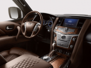 2020 Infiniti Qx80 Changes