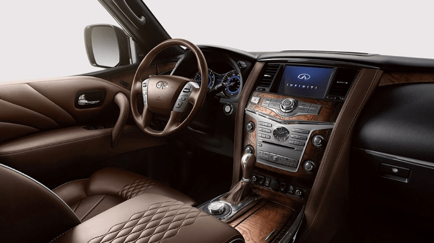 68 All New 2020 Infiniti Qx80 Changes Exterior and Interior