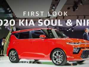 68 All New 2020 Kia Soul Performance
