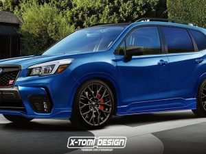 68 All New 2020 Subaru Sti Update Concept and Review