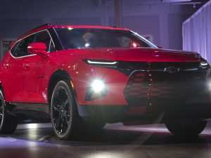 68 All New Chevrolet Blazer 2020 Specs Performance and New Engine
