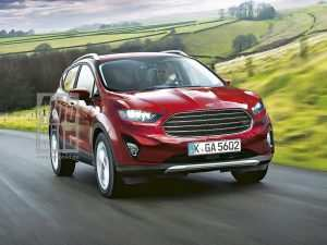 68 All New Ford Kuga New 2020 Wallpaper