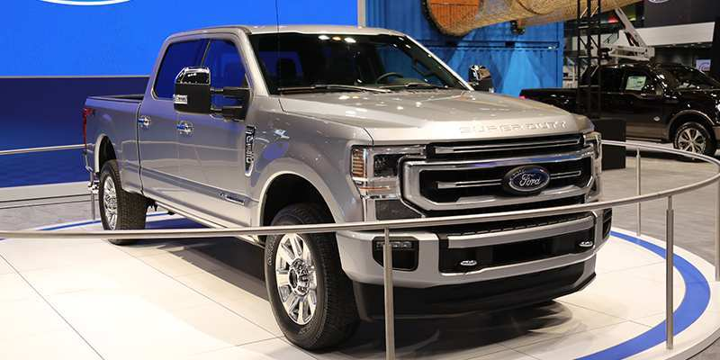 68 All New Ford Super Duty 2020 Rumors