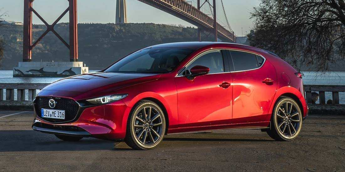 68 All New Mazda Novedades 2020 First Drive