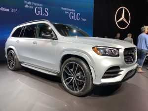 68 All New Mercedes 2019 Gls Performance