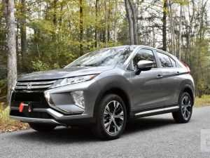 68 All New Mitsubishi Eclipse Cross 2020 Configurations