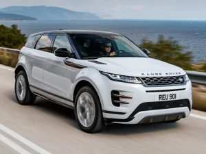 68 All New New Land Rover Evoque 2019 Performance