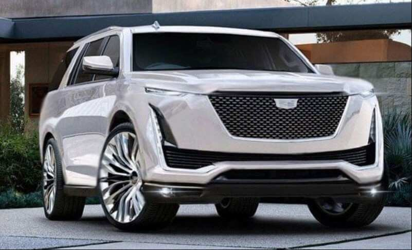 68 All New Price Of 2020 Cadillac Escalade Images