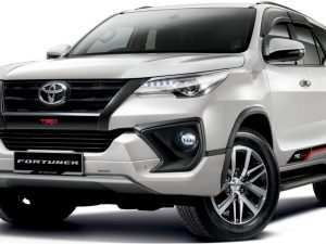 68 All New Toyota Fortuner Facelift 2020 India Review and Release date