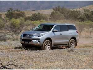 68 All New Toyota Fortuner Facelift 2020 India Specs