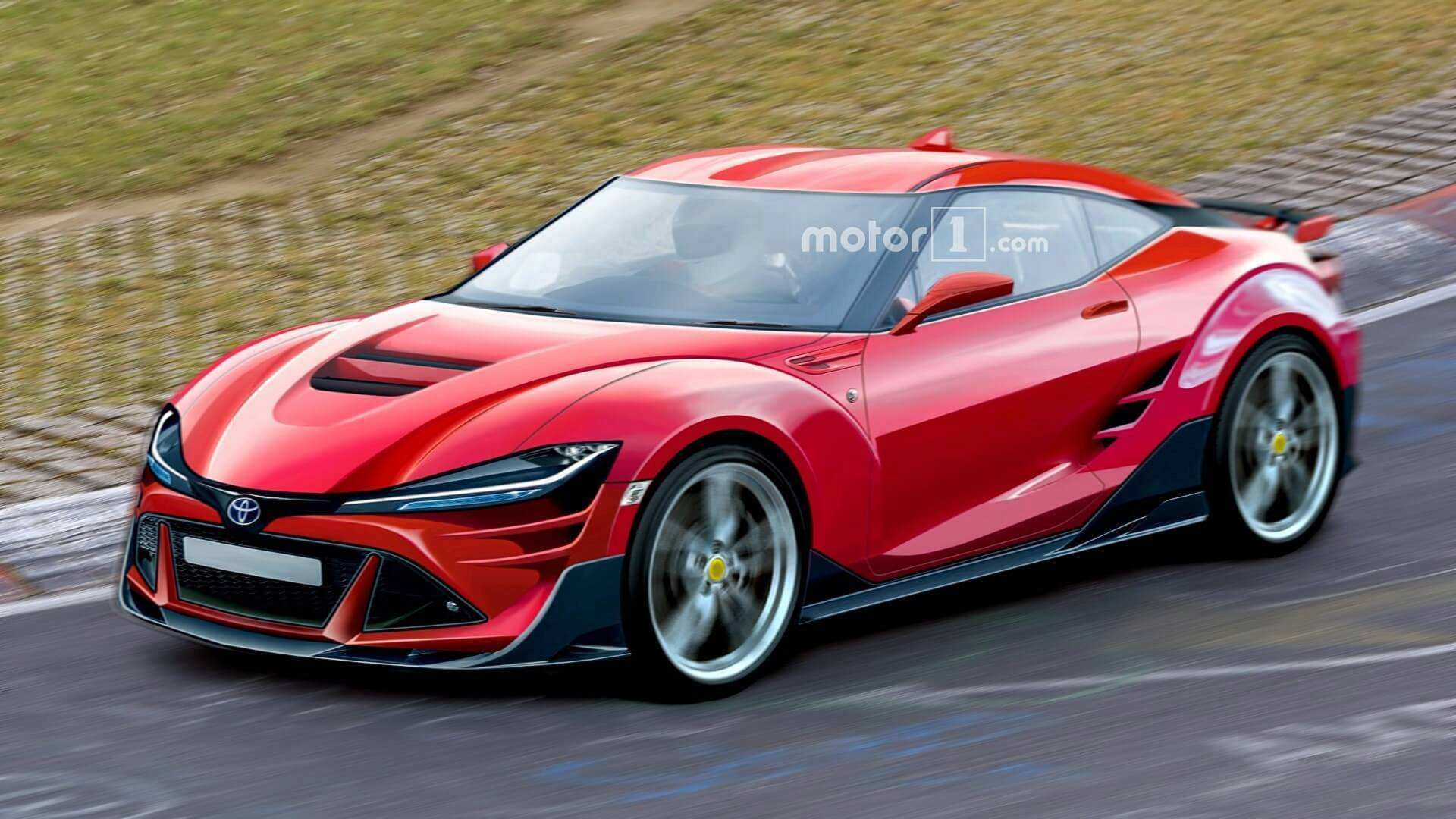 68 All New Toyota New Cars 2020 History