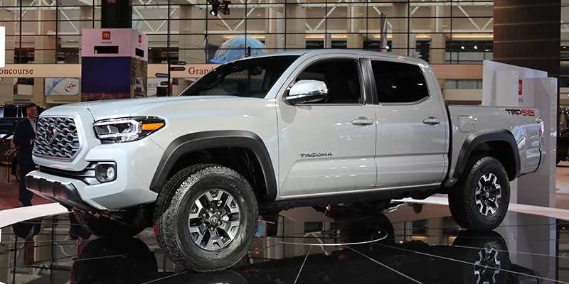 68 All New Toyota Tacoma 2020 Release Date Concept