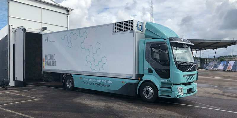 68 All New Volvo Electric Truck 2020 Review And Release Date