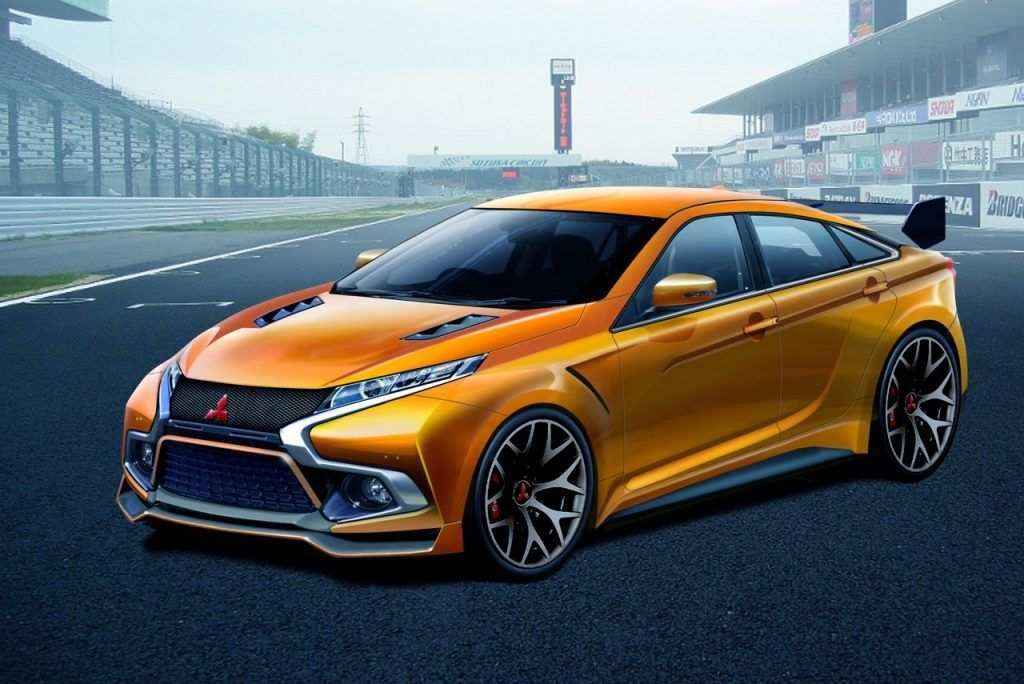 68 Best 2019 Mitsubishi Concept Review and Release date