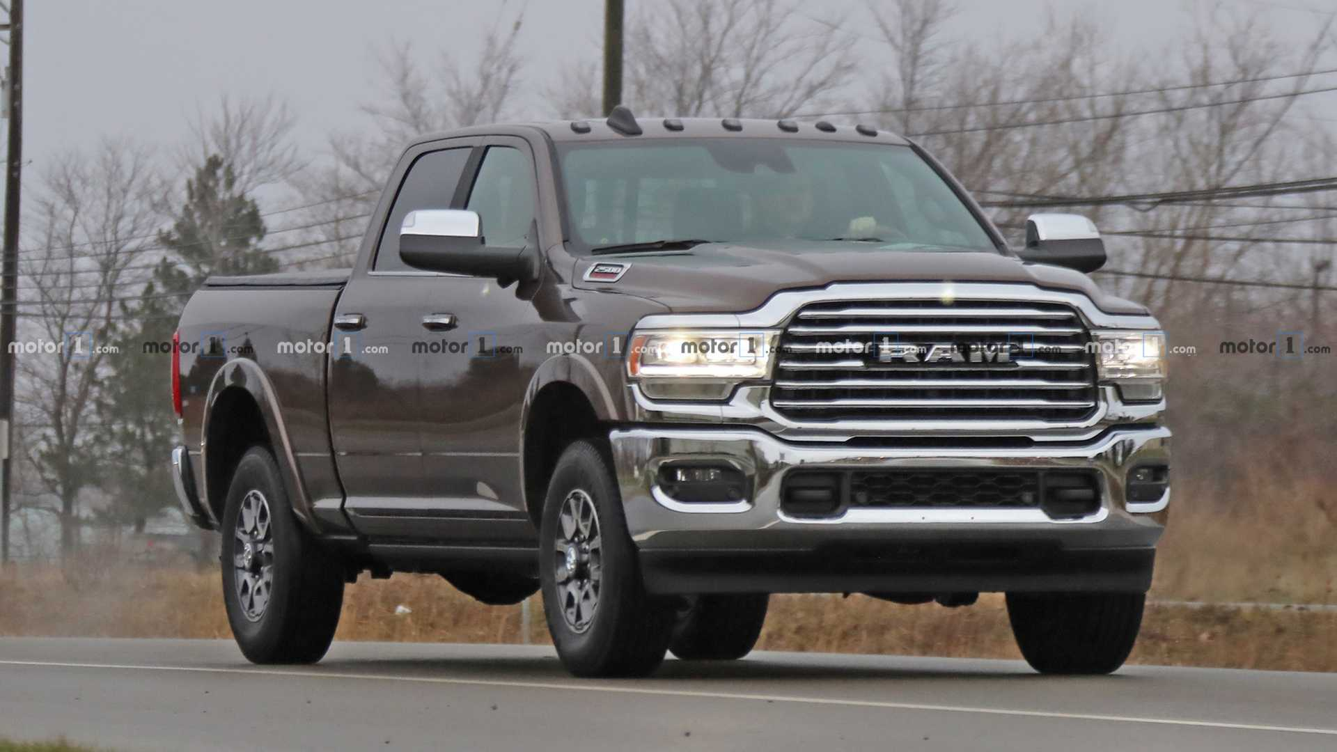 68 Best 2020 Dodge Pickup Redesign And Review