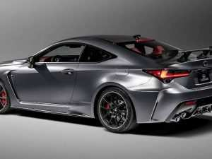 68 Best 2020 Lexus Rc F Track Edition 0 60 Redesign and Review