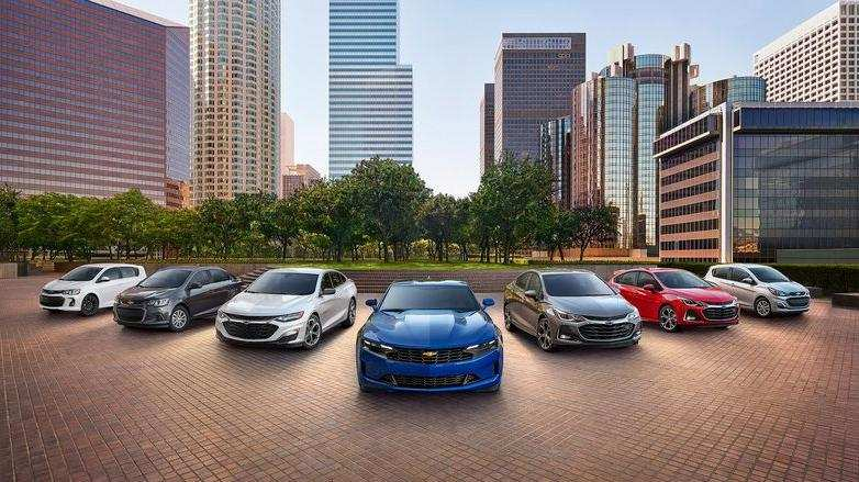 68 New 2019 Chevrolet Lineup New Model And Performance