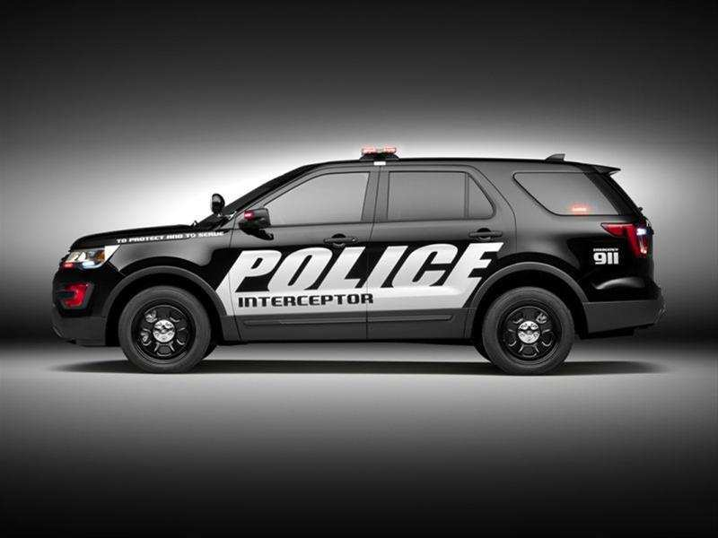 68 New 2019 Ford Police Utility Concept And Review