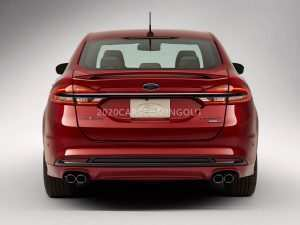 68 New 2020 Ford Fusion Redesign Release Date