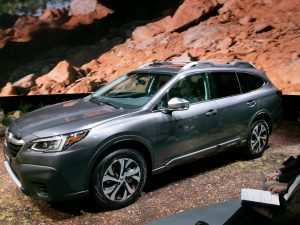 68 New 2020 Subaru Outback Concept Research New