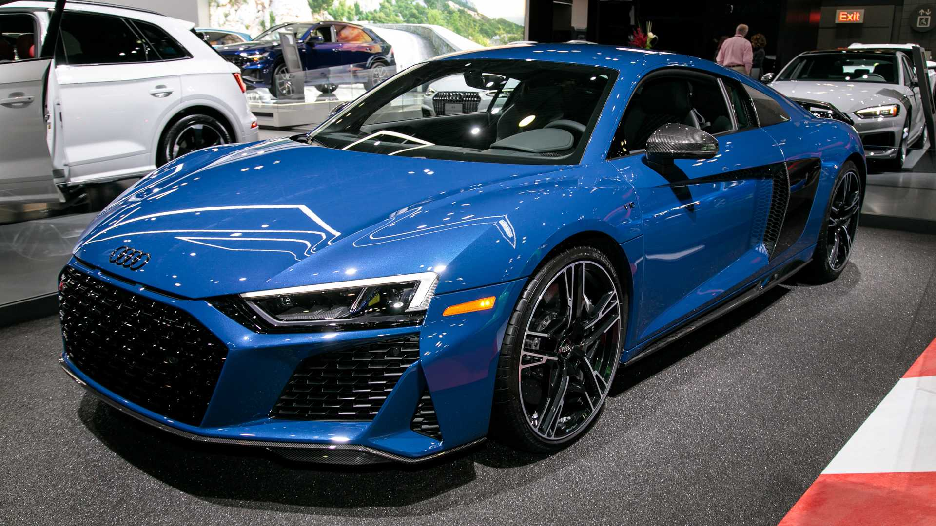 68 New Audi R8 V10 2020 Redesign And Concept