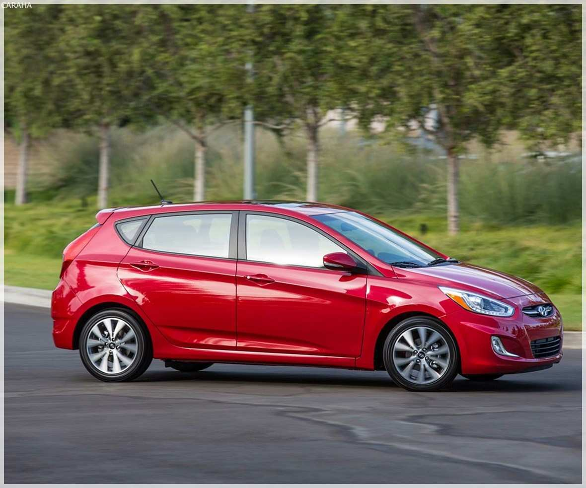 68 New Hyundai Accent Hatchback 2020 New Model And Performance
